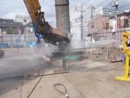 安全パトロール 工事件名:東京都北区K作業所