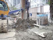 安全パトロール 工事件名:東京都品川区S作業所