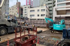 練馬SMBC既存建物解体工事