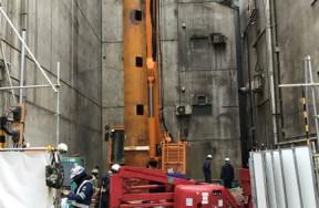 渋谷区HDLビル解体工事